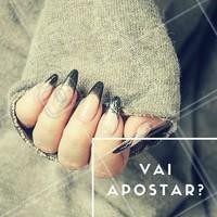 Quem também amou? #Unha #Nails #Ahazou