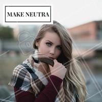 Make neutra perfeita para arrasar em qualquer ocasião! #ahazou #makeup