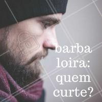 Deixe aqui nos comentários! #Barba #Maculino #Homen #Ahazou #Style