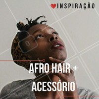 Use muito acessórios para ahazar com o cabelo crespo! #ahazou #crespodopoder #cabelocrespo #crespo #instabeauty #curls #curly