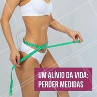 E que alívio, hein?! #perdermedidas #perdermedida #ahazou #medidas #saúdeebemestar #bemestar #saúde