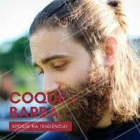 #Homens #Inspiração #Barba #Cabelo #Hair