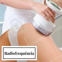 A radiofrequência atua na inflamação causada pela celulite no tecido adiposo. Agende o seu horário! #radiofrequencia #ahazou #esteticacorporal