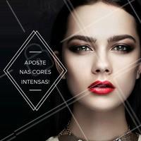 Dica perfeita para apostar na make festa! #Maquiagem #Makeup