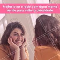 Fica a dica! #ahazou #estética #peleoleosa #pele #saúde #bemestar #beauty