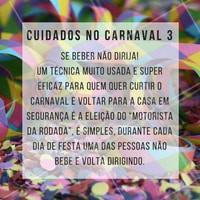 Se beber não dirija!  #ahazou #estética #carnaval #pele #saúde #bemestar #beauty