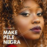 Inspire-se! #Maquiagem #Make #Inspiração #Ahazou