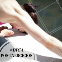 O alongamento pós treino também é um grande aliado da hipertrofia muscular. Se o seu objetivo é ganhar massa, alongar os músculos é essencial.  #Alongamento #Dica #Saúde #Fitness #Ahazou