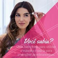 Anote a dica! #Ahazou #Sobrancelha #Truque #DesignSobrancelha