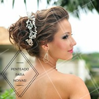Inspire-se! #Ahazou #Hair #Cabelo #Penteado #Noivas