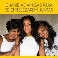 Chama as amigas!  #ahazou #estéticacomamor #estética #estéticaesaúde #saúde #saúdebemestar #bemestar #beauty