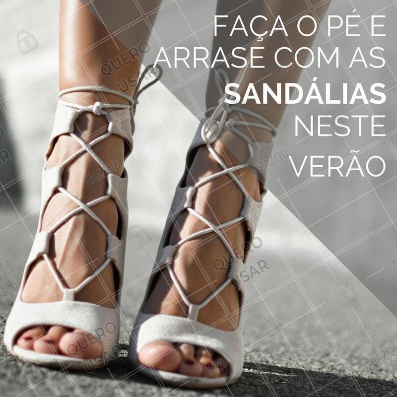 Post Foto Imagem E Frase Para Manicure E Pedicure Ahazou