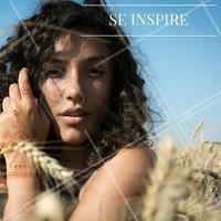 Um cacheado lindo e cheio de volume para inspirar você nesse domingo! #Inspiração #Cachos #Amo