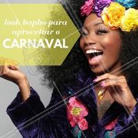 Para você sair ahazando nessa terça feira de carnaval! #Carnaval #Look #Ahazou