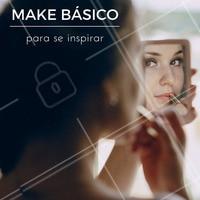 Que tal esse #make básico para usar no dia a dia? #Básico #Tododia