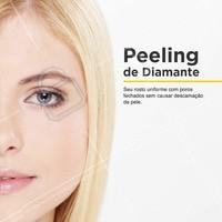 O peeling de diamante ajuda sua pele a ficar rejuvenescida! #peelingdediamante #esteticasaudavel #rejuvenescimentofacial #ahazou #beleza #tratamentofacial #autoestima #pelesaudavel