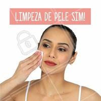 Você sabe os benefícios da limpeza de pele profissional?  - Renovação tecidual; - Desobstrução de poros por remoção de resíduos; - Reequilíbrio do PH por meio da tonificação; - Melhora na aparência geral pela melhora na respiração da pele; - E prepara a face para utilização de cremes, máscaras em geral e qualquer tratamento estético ou cirúrgico.  #ahazou #estéticacomamor #estética #estéticafacial #saúde #beauty #bemestar #limpezadepele