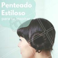 Se jogue no fim de semana e aposte em um penteado diferente! #Ahazou #Inspiração #Cabelo #Penteado  #ahazoudemais