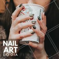 Que tal arrasar nas unhas hoje? #Unha #Ahazou #Beleza #Nails