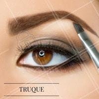 Quem nunca apostou na maquiagem para corrigir as sobrancelhas, né? #Sobrancelha #DesingSobrancelha #Eyebrow #Maquiagem #Makeup #Ahazou