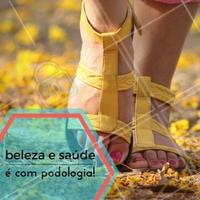 Agende já o seu horário e conheça os serviços para manter os pés sempre bonitos! #Podologia #PéSaudável #Cuidados #BelezadosPés #TratamentoPodologia #Ahazou