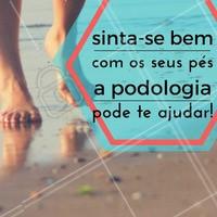 Nada melhor do que ter pés sempre bonitos e saudáveis! #Podologia #PéSaudável #Unhas #Cuidados #BelezadosPés #TratamentoPodologia #Ahazou