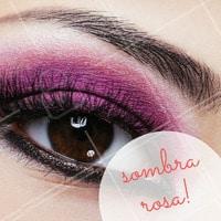 Para um visual mais delicado e ultrafeminino. #Maquiagem #Makeup #Ahazou