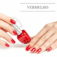 O esmalte vermelho é um clássico que nunca sai de moda. Aposte! #Manicure #Esmalte #Esmalteria #Unha #Vermelho #UnhasPintadas #AmoEsmalte