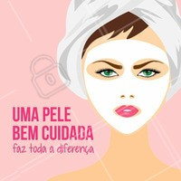 Invista na #máscarafacial e veja resultados incríveis na pele! #Beleza #PeleHidratada #EstéticaFacial #Ahazou