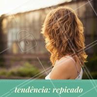 Para aquelas que são descoladas! #Cabelo #Hair #NovoVisual #CorteDeCabelo #Haircut #Cabeleireiro #Beleza #Ahazou