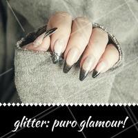 Inspire-se na #NailArt com estilo mais glamouroso! #NailArt #Unha #UnhasDecoradas #Nails #AmoEsmalte #Esmalteria #Ahazou