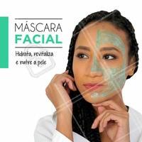 Venha agendar a sua sessão de máscara facial e tenha uma pele mais bonita e saudável #ahazou #saúde #bemestar #tratamentofacial #mascarafacial