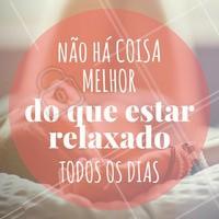 Massagem é um estilo de vida. Invista! #Massagem #AmoSerMassagista #ArteDaMassagem #AmoMassagem #FrasesMotivacionais #Ahazou