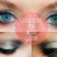 Inspiração para AHAZAR! #Maquiagem #Make #SextaFeira #Friday #AmoMaquiagem #Ahazou