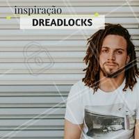 Para você se inspirar e mudar o visual. O que acham desse estilo? #Dreadlocks #Estilo #Visual