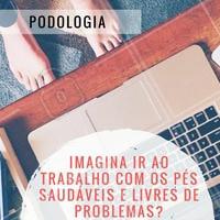 Você pode ter esta sensação de alívio nos pés com os tratamentos de podologia. Invista! #Podologia #PéSaudável #Saúde #BelezaDosPés #Ahazou