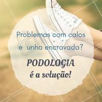 A podologia oferece tratamentos para esses tipos de problemas e muitos outros. Conheça já e cuide de seus pés! #Podologia #PéSaudável #Saúde #BelezaDosPés #Ahazou