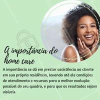 Assim que fizer o tratamento, siga a risca também os cuidados em casa, para que o resultado seja eficaz.   #estética #esteticacomamor #beauty