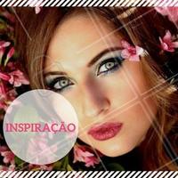 Inspire-se nesta maquiagem super delicada. Gostou? Deixe sua opinião nos comentários! #Maquiagem #AmoMaquiagem #Ahazou