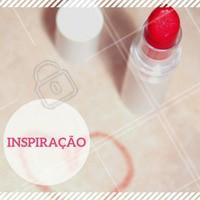 O batom vermelho é um clássico e nunca sai de moda! Aposte sem erro! #Maquiagem #AmoMaquiagem #Ahazou