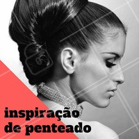 Sem ideias para penteados? Inspire-se! #Cabelo #Inspiração #Hair #Penteado