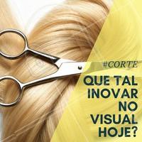 Agende já o seu horário! #Cabelo #Hair #AgendeJá