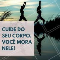 Saúde e Bem-estar: um estilo de vida e estado de espírito! Que tal começar já? #Saúde #BemEstar #Fitness #CorpoEmDia
