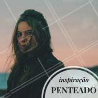 Inspire-se! #Cabelo #Hair #Inspiração #Ahazou