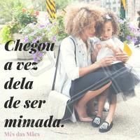 Que tal mimar um pouco sua mãe nesse mês todinho dela? #Mãe #Mêsdasmães #Beleza #Ahazou #Mimos #DiaDasMães