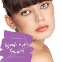 Venha fazer o seu tratamento e ficar linda a semana inteira!  #ahazou #beauty