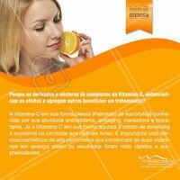 Curiosidades sobre a Vitamina C nos tratamentos estéticos #Medicatriz #AhazouMedicatriz #vitaminaC #dermocosmeticos #pelesaudavel #autoestima #beleza #estetica
