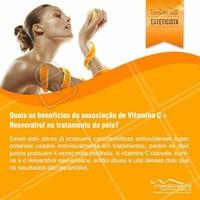 Os benefícios da Vitamina C e o Resveratrol para tratamento da pele #Medicatriz  #AhazouMedicatriz #resveratrol #vitaminaC #rejuvenescimentofacial #PeleSaudavel #Estetica