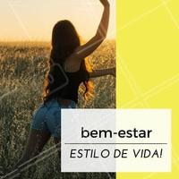 O caminho para o equilíbrio e melhor qualidade de vida! #Saúde #Fitness #BemEstar