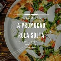 No Dia da Pizza o carboidrato está liberado e os nossos preços também. Só não se esqueça de agendar o seu horário! #pizza #carboidrato #estética